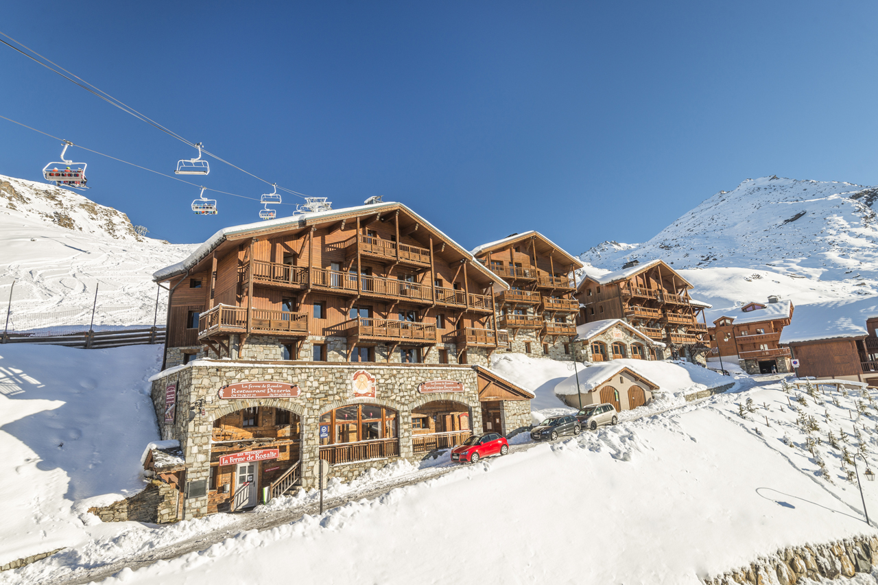 Apartment Rental Val Thorens   Luxury Chalets For 4 To 16 People   Chalets  De Rosaël
