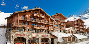 Large capacity apartments in Val Thorens - Ski holiday in Val Thorens