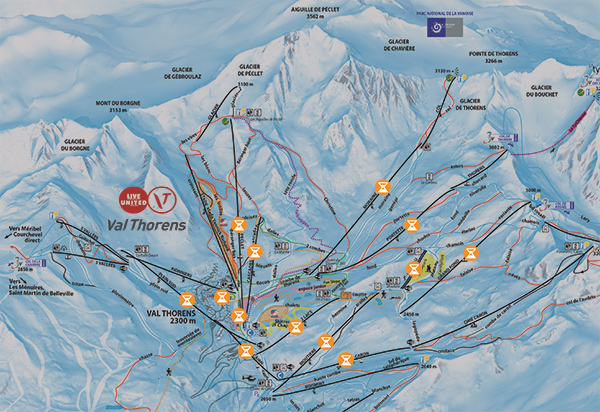 Early opening in val thorens chalets de rosa l - Office du tourisme val thorens ...