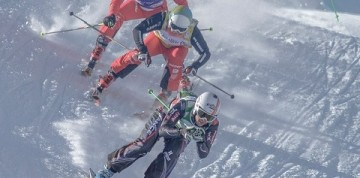 Coupe du monde de ski cross Val Thorens